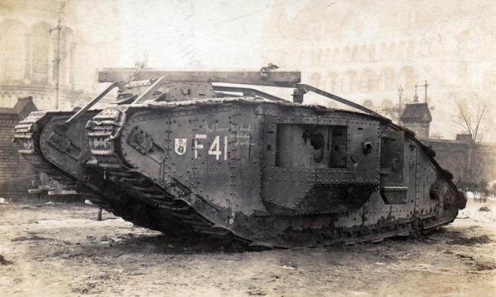 Началось все в Первую мировую войну. |Фото: ubackground.com.