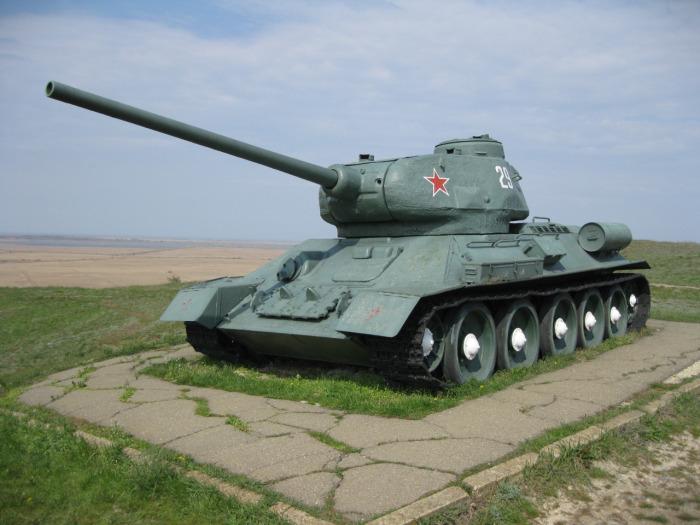 Советские танки другие. |Фото: tankist-31.livejournal.com.