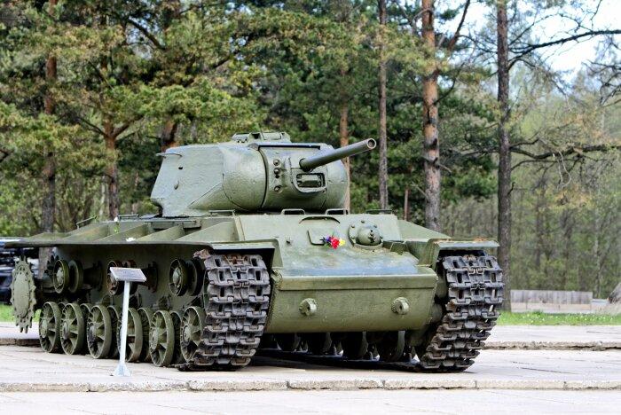 У советских танков как правило задний привод. ¦Фото: fotoload.ru.