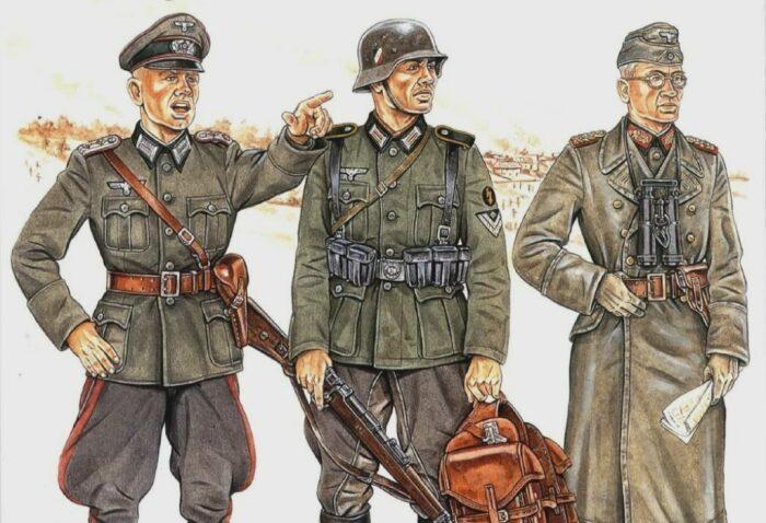 После того, как Первая мировая война была проиграна, Германии было запрещено иметь регулярную армию / Фото: gotps3.ru