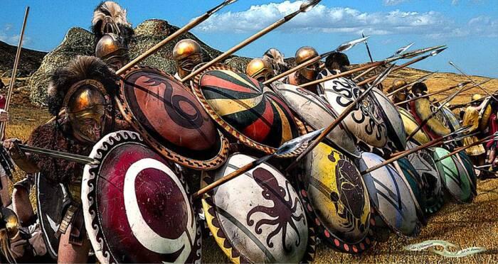 Спарта в войне победила. /Фото: livejournal.com.