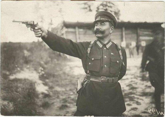 Пользовались оружием и во Вторую мировую войну. /Фото: fotostrana.ru.