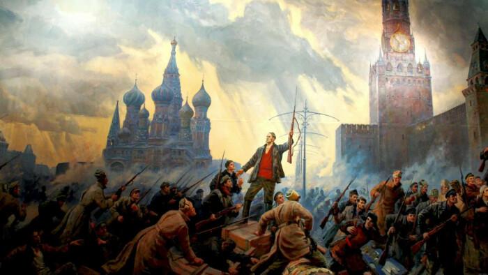 В конце XIX века в России окончательно назрели революционные противоречия. /Фото: ivejournal.com.