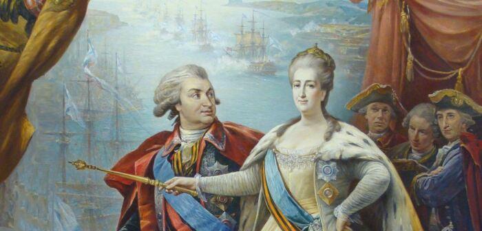 Переход к сапогу и портянке начали при Екатерине II не без помощи князя Потемкина. /Фото: google.com.