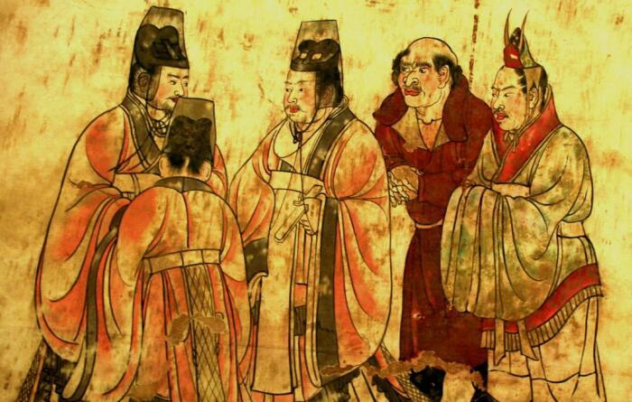 В течение нескольких тысяч лет каждый из народов развивался самостоятельно / Фото: fb.ru