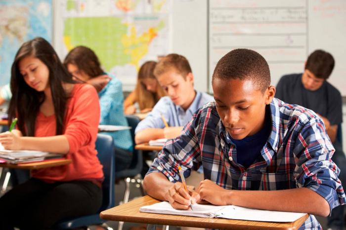 Психологи уверены, что такие границы оказывают на ученика успокаивающий эффект, придают ему уверенности / Фото: psy-files.ru