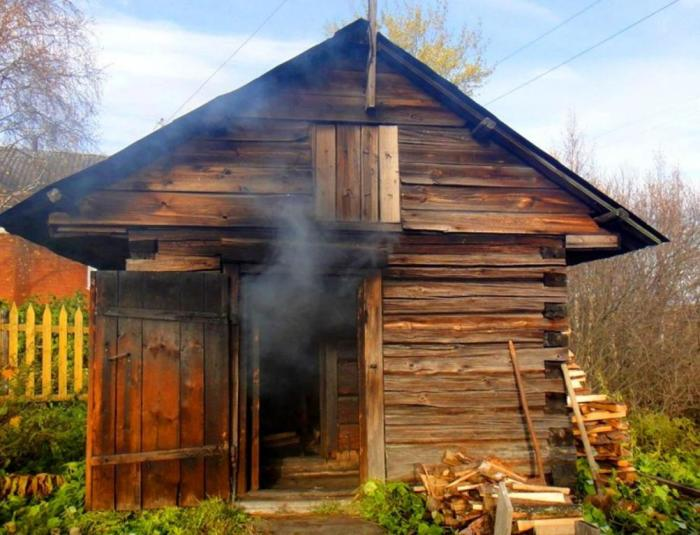 Отопление велось по-черному. |Фото: www.9111.ru.