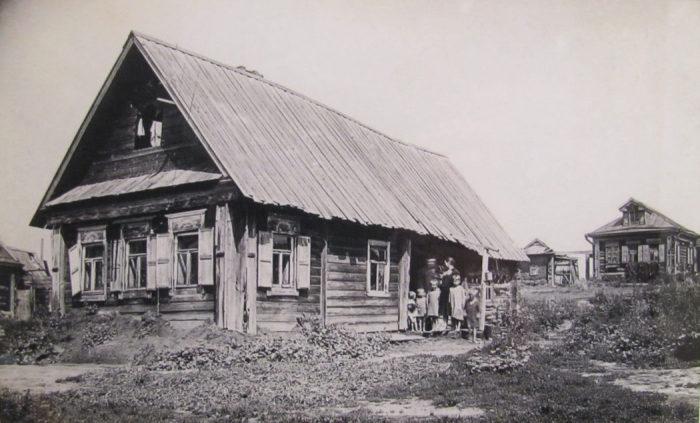 Такие дома были до XX века. ¦Фото: retromap.ru.