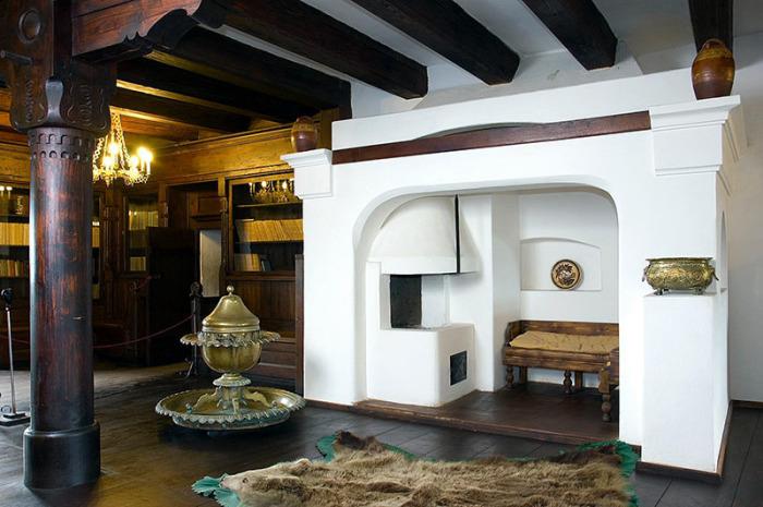 Печка и камин - одно и то же.  Фото: rmdt.ro.