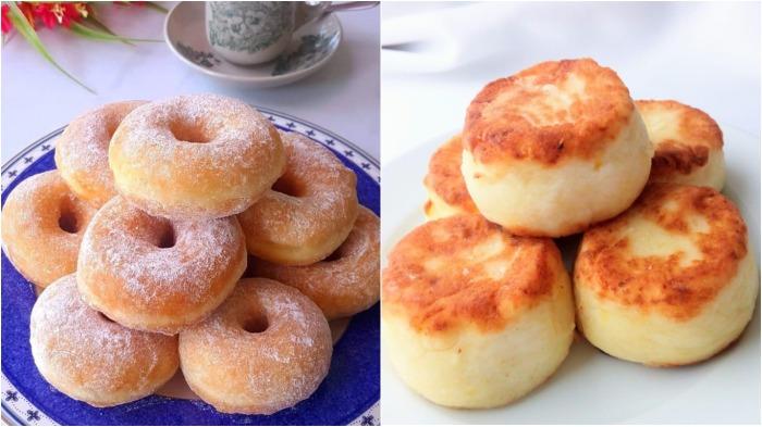 В первой половине дня вкусную выпечку можно есть, но только не на завтрак / Фото: dom-desertov.ru
