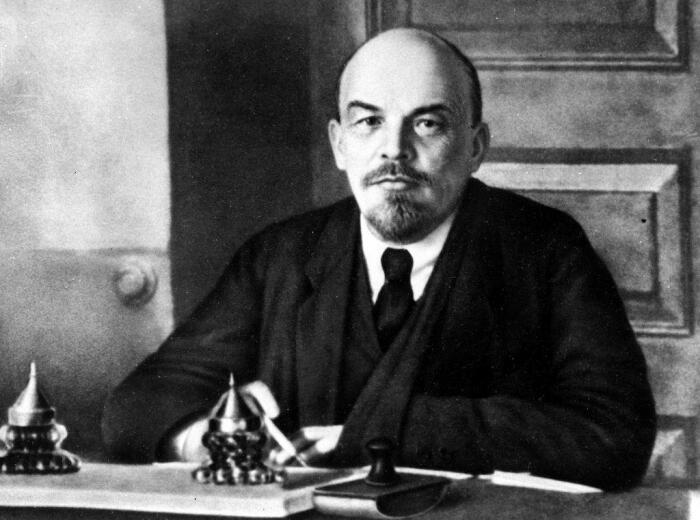Ленину псевдоним понравился из публицистических соображений. /Фото: financial-news24.ru.