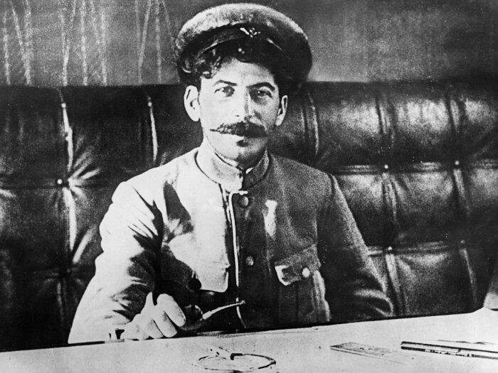 Сосо был одним из самых активных большевиков. /Фото: russian7.ru.