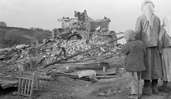 Потери СССР в войне Германия бы восполняла еще пару веков. |Фото: pokazuha.org.