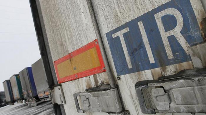Что обозначает надпись «TIR» на фурах