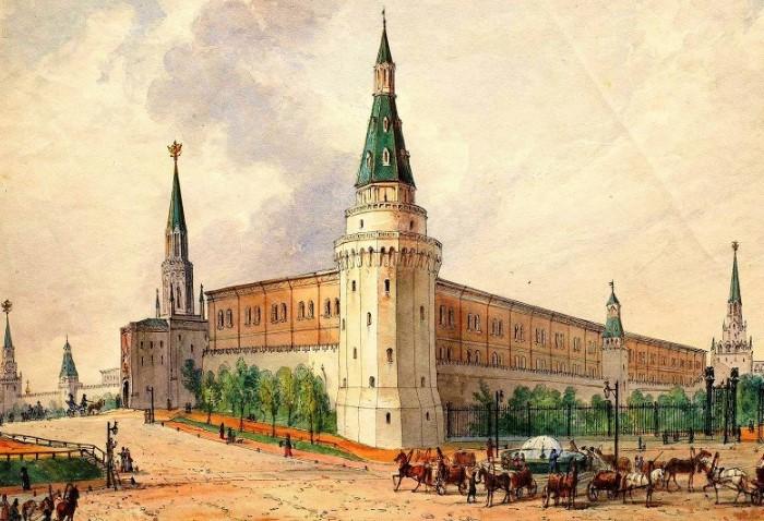 Спасская башня изначально называлась Фроловской, а первые куранты с нее сдали на лом /