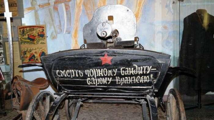Кто именно придумал тачанку - сказать сложно. |Фото: ua.krymr.com.