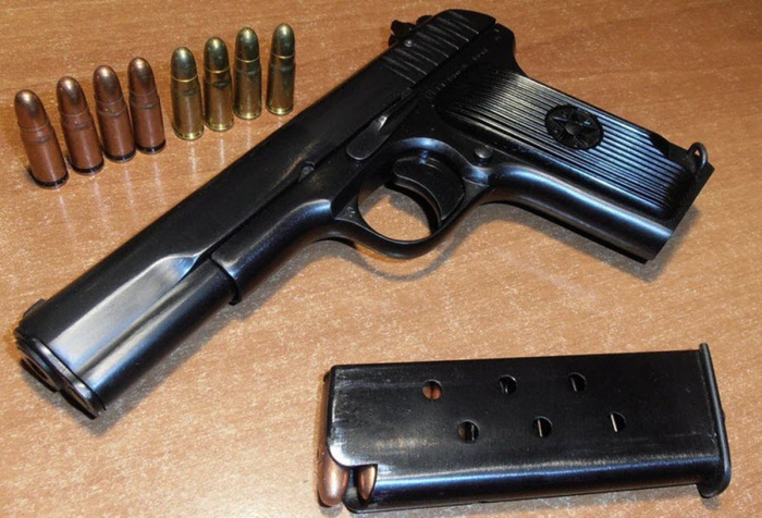 Пистолет ставший легендой. /Фото: war-time.ru.