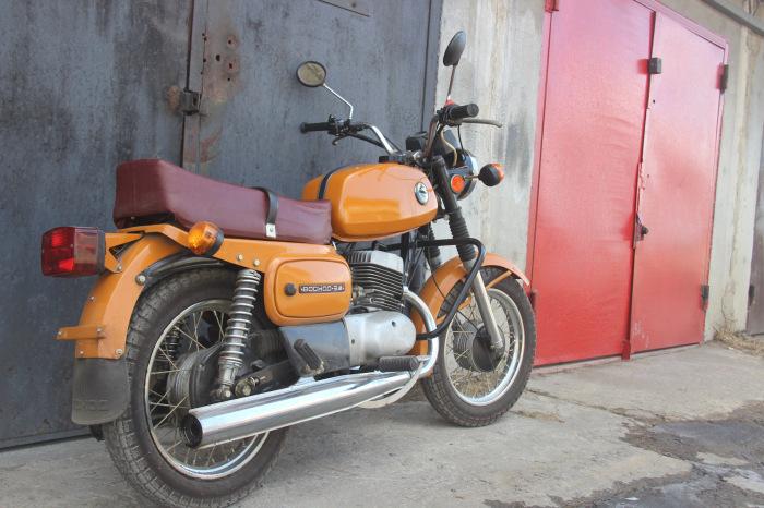 Как один из худших мотоциклов СССР завоевал всенародное признание СССР