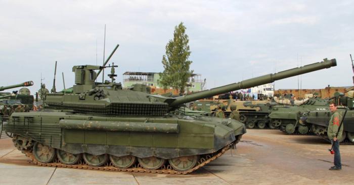 У танков Т-90 не самая простая история. /Фото: livejournal.com.