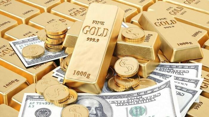 Золотой международный стандарт действовал до 1971 г., когда золото обеспечивало бумажные банкноты / Фото: myc.news